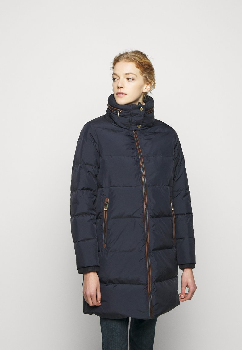 Lauren Ralph Lauren - IRIDESCENT  - Down coat - dark navy