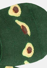 DillySocks - Trainer socks - green - 1