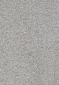 NU-IN - SUPER CROPPED RAW HEM - Sweatshirt - grey marl - 6