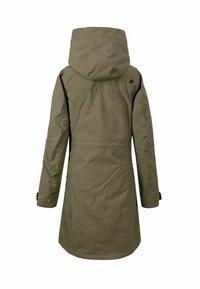 Didriksons - Waterproof jacket - fog green - 1