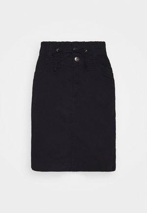 NEW PLAY - Mini skirt - navy