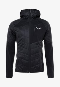 Salewa - ORTLES HYBRID - Blouson - black out - 5