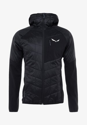 ORTLES HYBRID - Sports jacket - black out