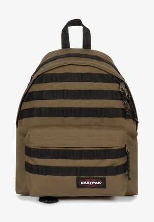 Rucksack - strapped army olive