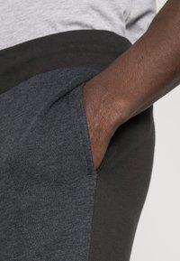 Pier One - Pantaloni sportivi - dark grey - 4