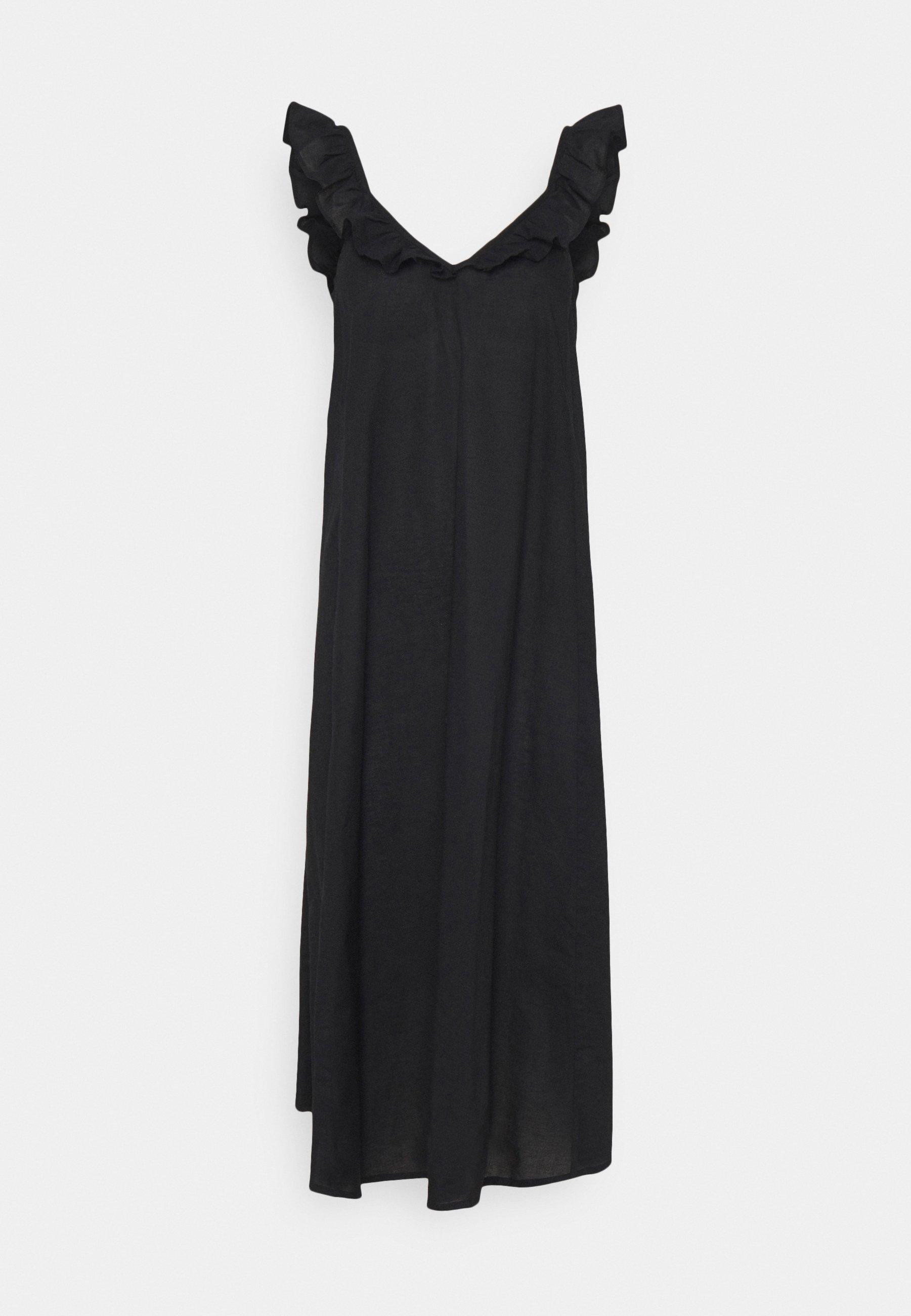 Women ONLALLIE LIFE STRAP ABOVE CALF DRESS - Day dress