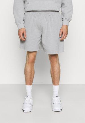 JOGGER UNISEX - Shorts - slate
