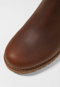 Panama Jack - PIOLA - Støvletter - bark - 2