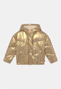 Billieblush - PUFFER  - Winter jacket - golden - 0