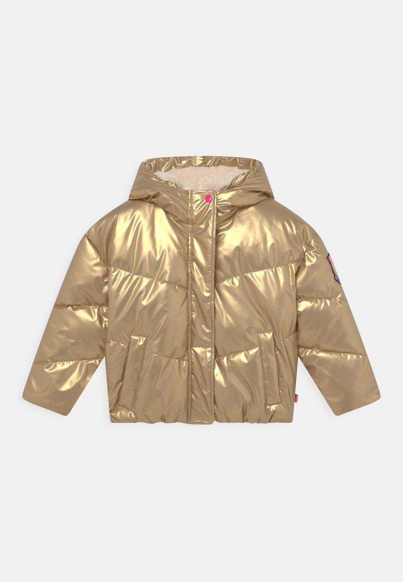 Billieblush - PUFFER  - Winter jacket - golden