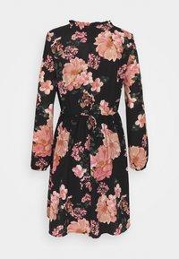 Vero Moda - VMSUNILLA DRESS  - Day dress - black/sunilla - 1