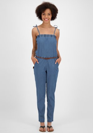 Jumpsuit - denim