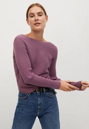 MARGOT - Pullover - lavender