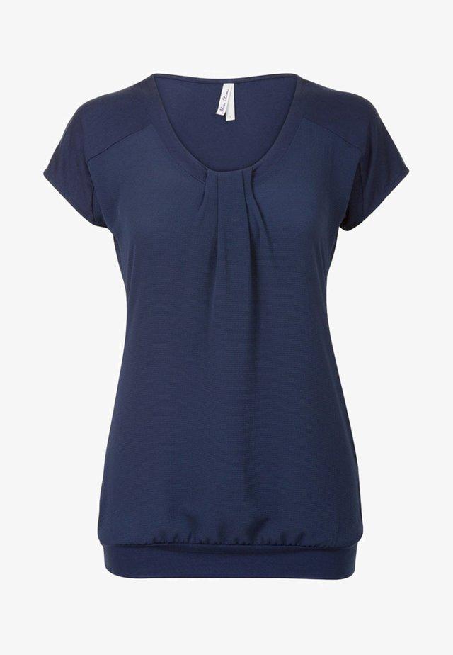 ELVIRA - T-shirt print - dark blue