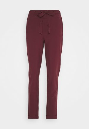 JILLIAN BELT PANT - Pantalones - port royale