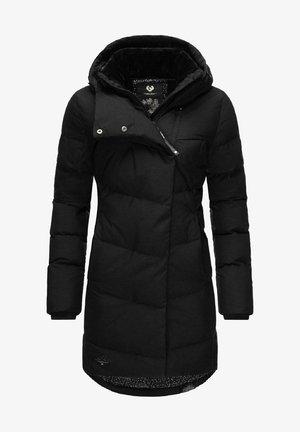 PAVLA - Winter coat - black