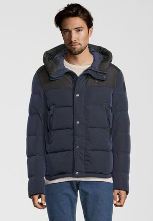 TASLAN - Winter jacket - navy blue