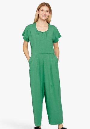 NETTA - Overall / Jumpsuit - bottle green