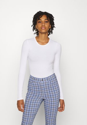 CREW - Long sleeved top - white