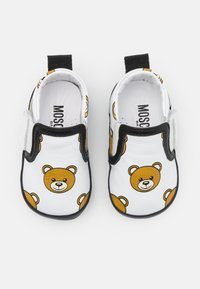 MOSCHINO - UNISEX - First shoes - white - 3