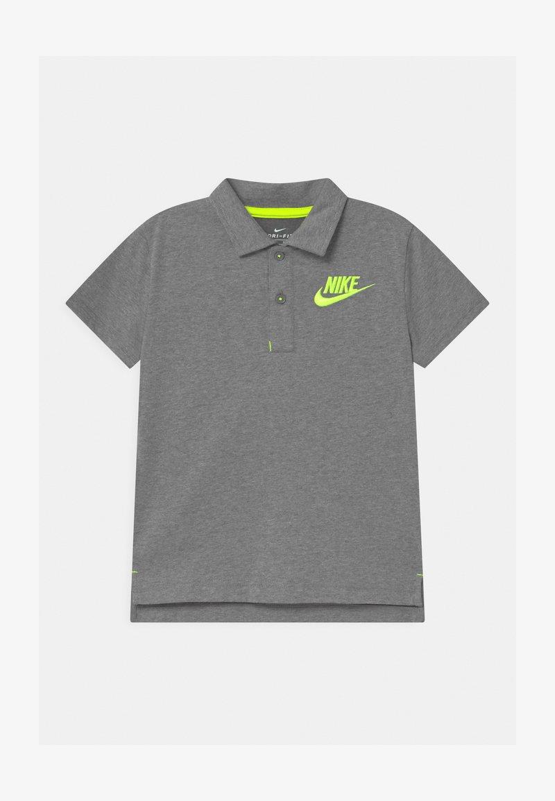 Nike Sportswear - UNISEX - Polo shirt - carbon heather