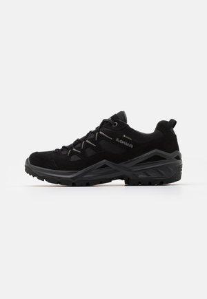 SIRKOS EVO GTX - Hiking shoes - black