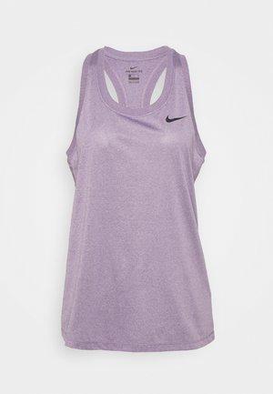 TANK - T-shirt de sport - amethyst smoke/pure violet