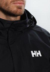 Helly Hansen - DUBLINER JACKET - Waterproof jacket - navy - 4