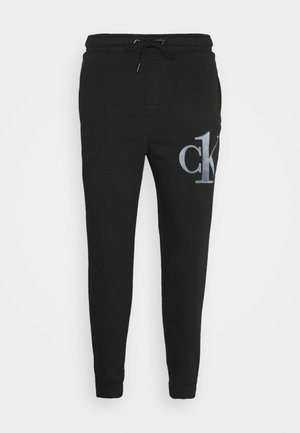 ONE RAW JOGGER - Bas de pyjama - black