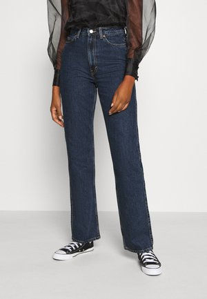 ROWE - Straight leg jeans - win blue