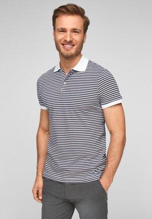 Polo shirt - white stripes