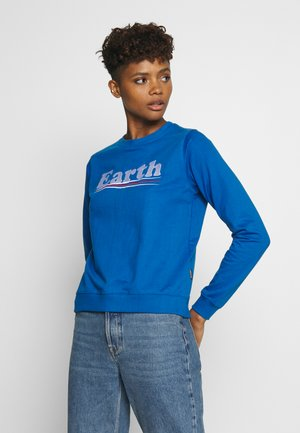 VOTE EARTH - Sweatshirt - blue