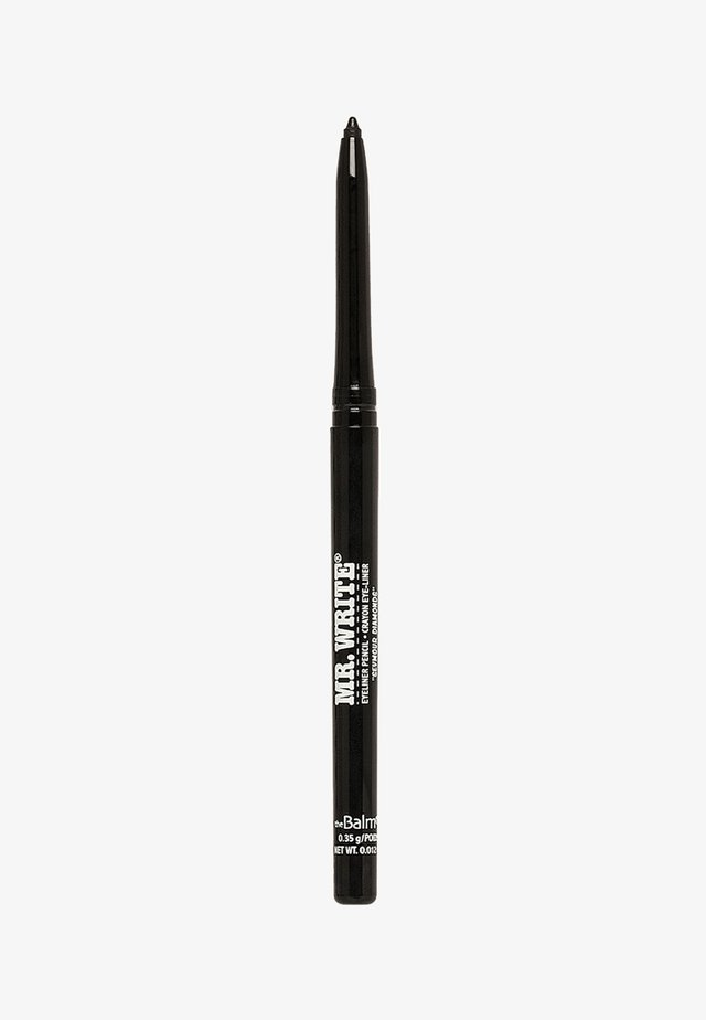 MR WRITE EYELINER PENCIL - Eyeliner - diamonds
