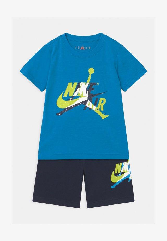 JUMPMAN CLASSIC SET - Sports shorts - obsidian