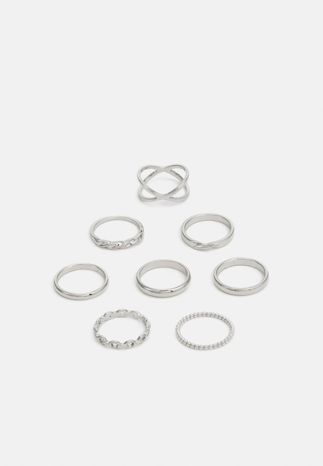 CLEAN TWIST 8 PACK - Sormus - silver-coloured