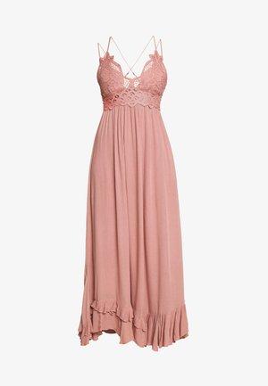 ADELLA SLIP - Maxi dress - light pink