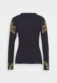 Desigual - TOLOUSE - Long sleeved top - navy - 1