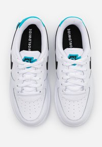 Nike Sportswear - FORCE 1UNISEX - Baskets basses - white/blue fury - 3