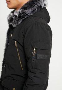 Glorious Gangsta - PARKLEA - Winter coat - black - 6