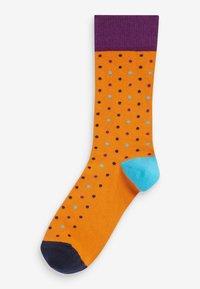 Next - Pack of: 5  - Socks - blue - 4