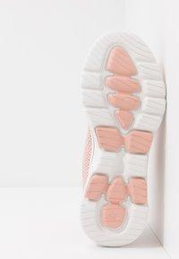 Skechers Performance - GO WALK 5 - Zapatillas para caminar - pink/gold - 4