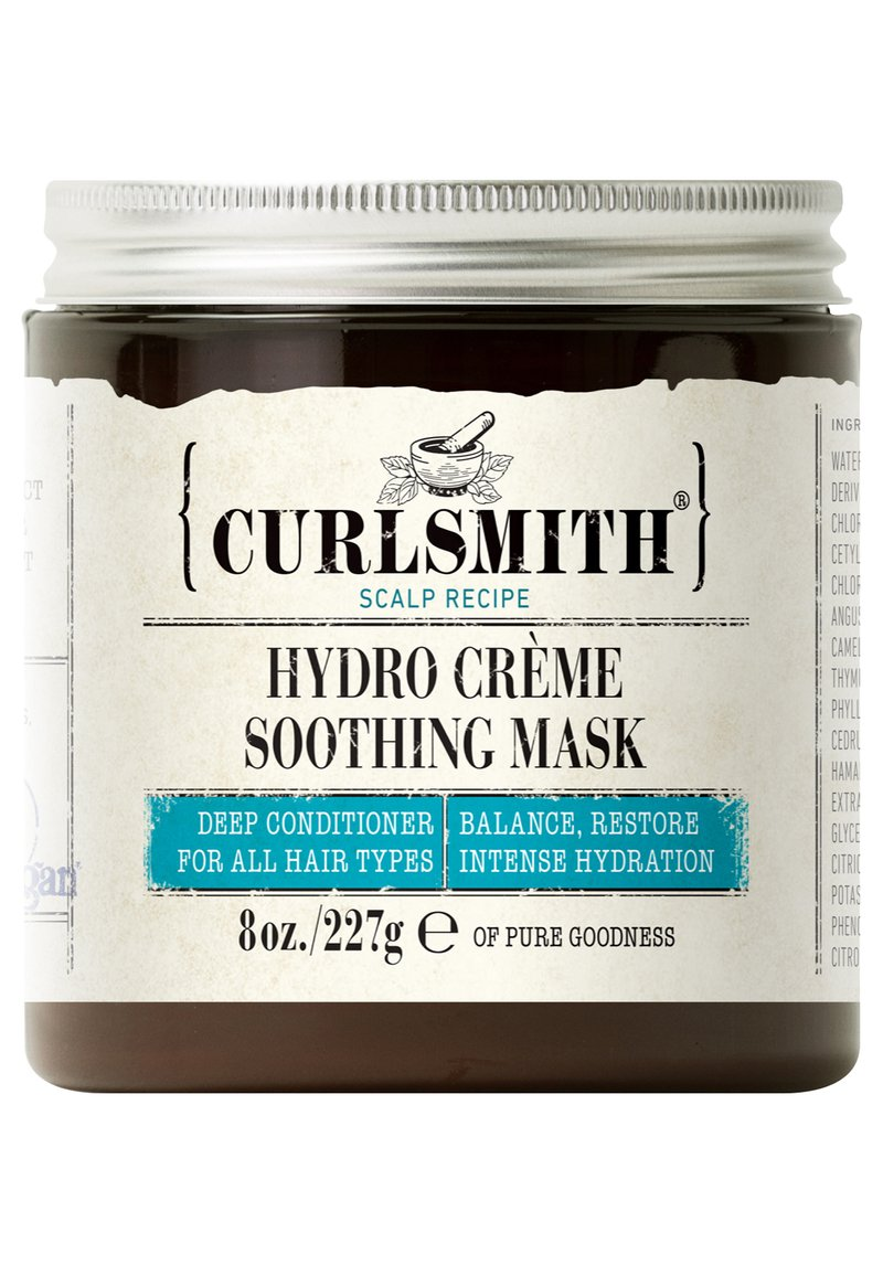 Curlsmith - HYDRO CRÈME SOOTHING MASQUE - Hair mask - -