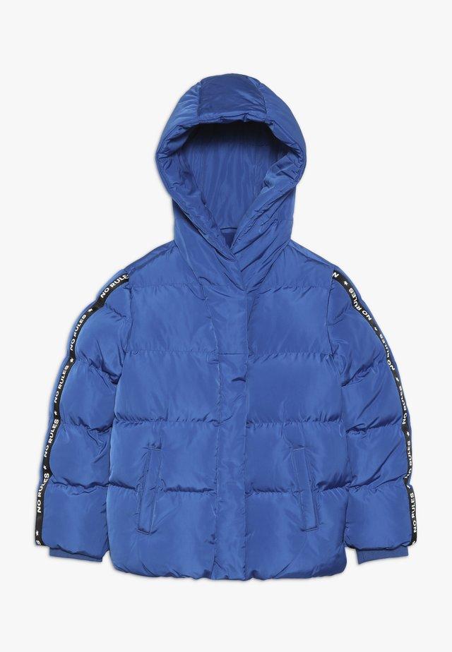 Winter jacket - nautical blue