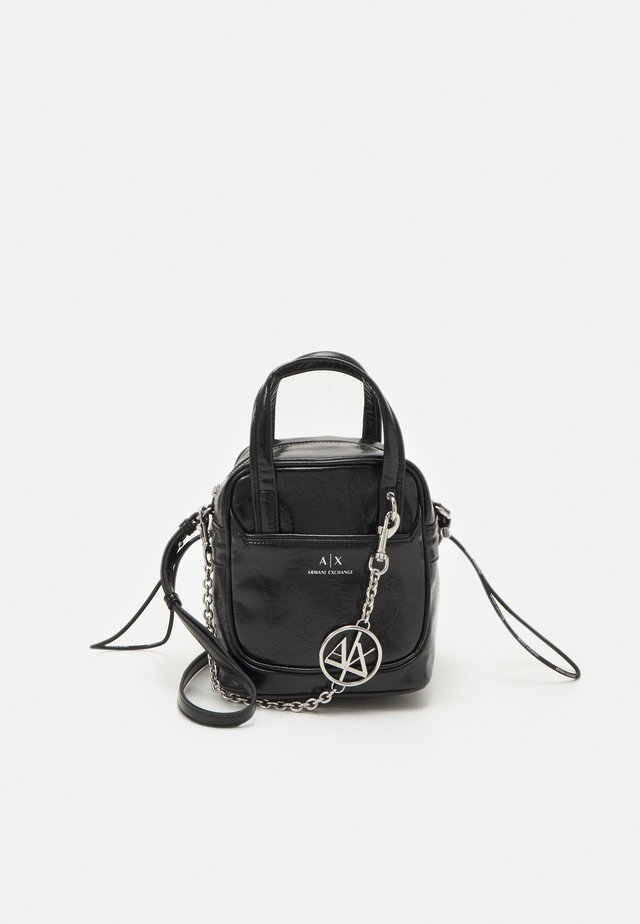 SHOULDER BAG - Handtasche - black