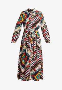 Cortefiel - LONG PRINTED DRESS - Maxi dress - multicoloured - 5