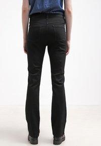 MAC Jeans - DREAM - Straight leg jeans - black - 2