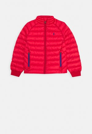 PACK OUTERWEAR - Light jacket - red