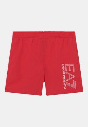 EA7 BEACH - Badeshorts - red