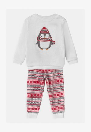APPLIQUE - Pyjama set - snow white
