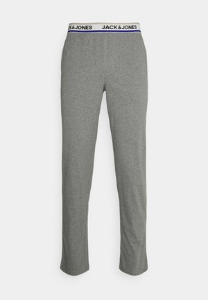 JACSIMON LONG PANTS - Pyjama bottoms - grey melange